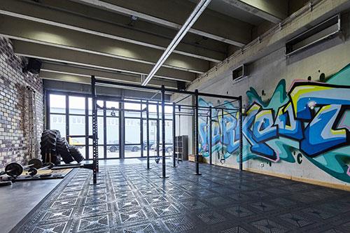 """Training für den ganzen Körper – unsere Functional Fitnesshalle """"The Club"""""""